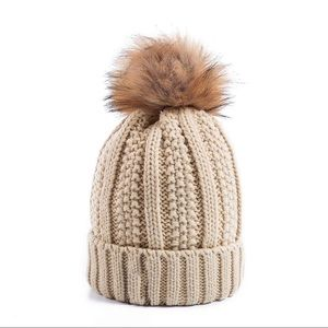 Simply Vera Vera Wang winter hat